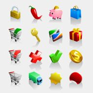 E-commerce Icon Set N17