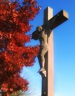 crucified crucifixion cross jesus