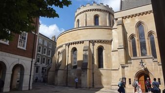church of the knights templar