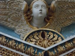 angel cherub baroque