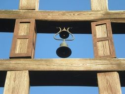 bell at the station of the cross