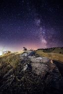 milkyway star sky space universe N2
