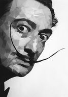 el salvador dali illustrator