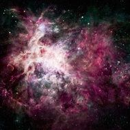 space universe cosmos view