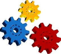 gears function together interaction