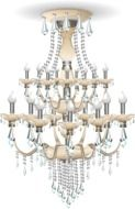 chandelier lighting drawing