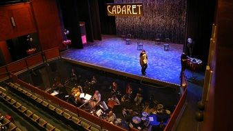 cabaret in the musical theater