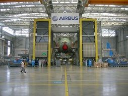 airbus production