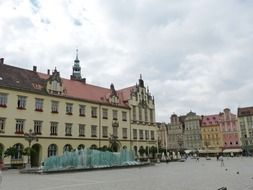 wroclaw marketplace