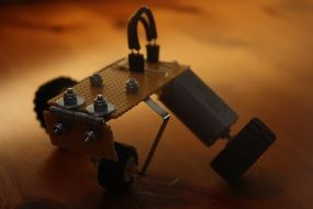 circuit board recycling project