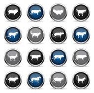 Supergloss Icons - Felines