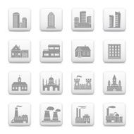 Website buttons - Buildings