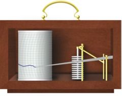 weather barograph instruments