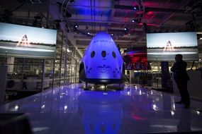 spacecraft spacex project