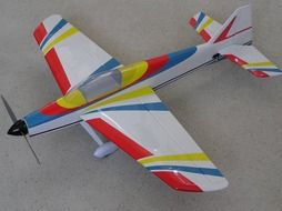 airplane flying toy