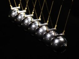 spherical ball pendulum