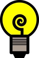 light bulb electricity idea energy