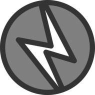 Power Ranger Lightning Bolt Tattoo Free Image