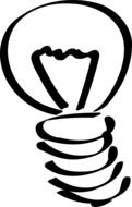 bulb lamp light incandescent idea