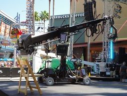 universal studios production rig