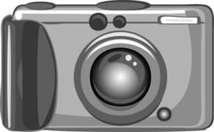 camera digital drawing
