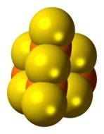 molecular structure of phosphorus sulfide in chemistry