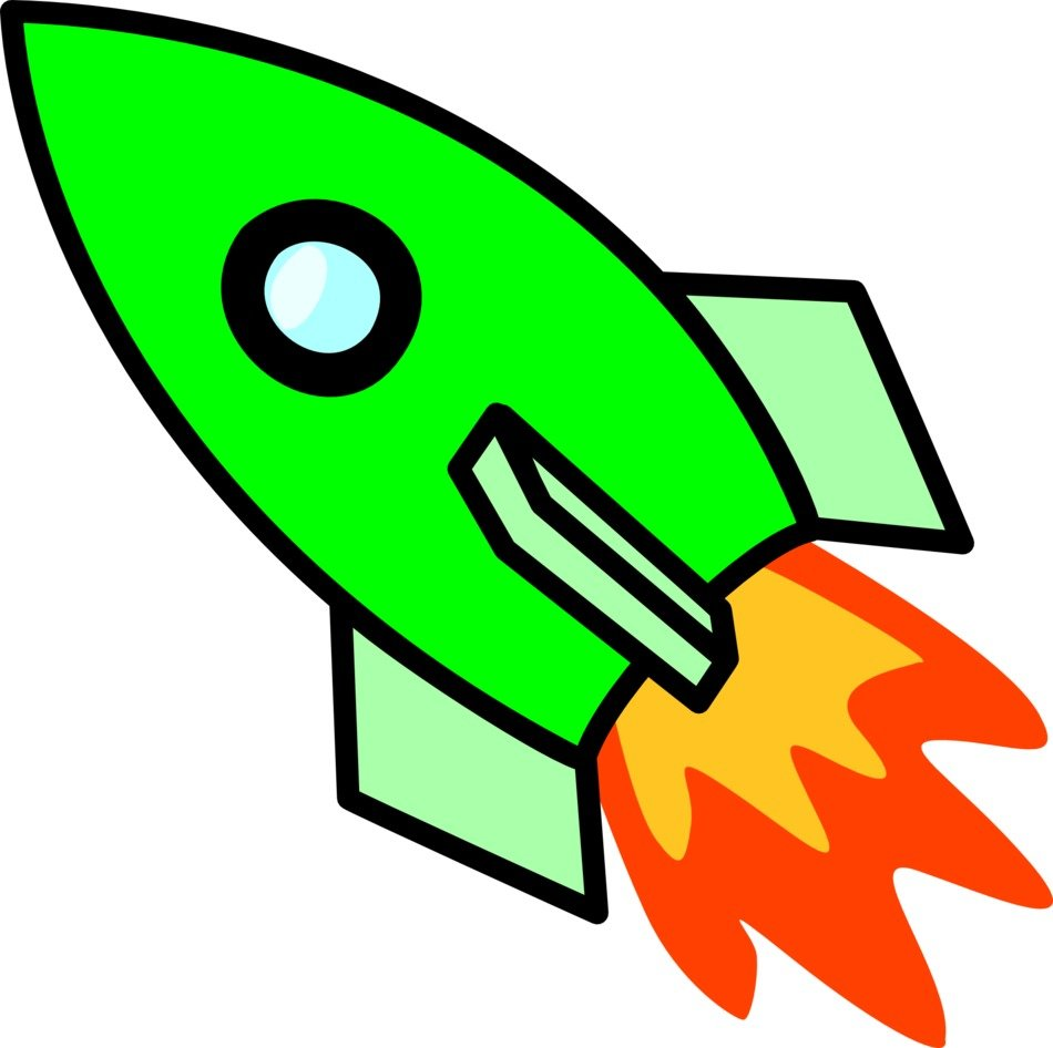 green rocket ignition