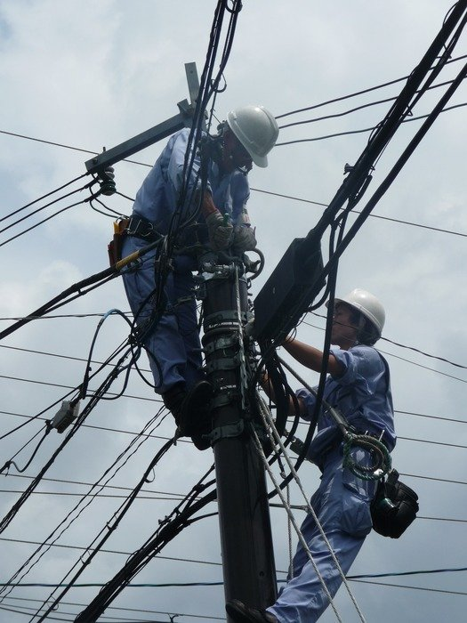 electrical installation fitters