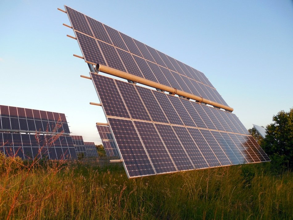 solar cells power