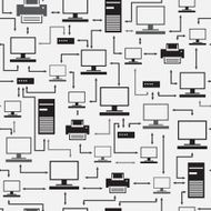 Eectronic devices seamless pattern