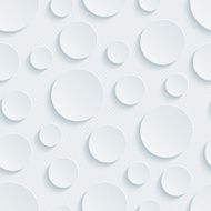 Holes 3D Seamless Wallpaper Pattern N2