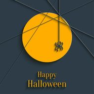 Happy halloween card N25