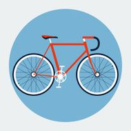 Bicycle illustration N2