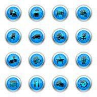 Blue Icons - Furniture Delivery N2