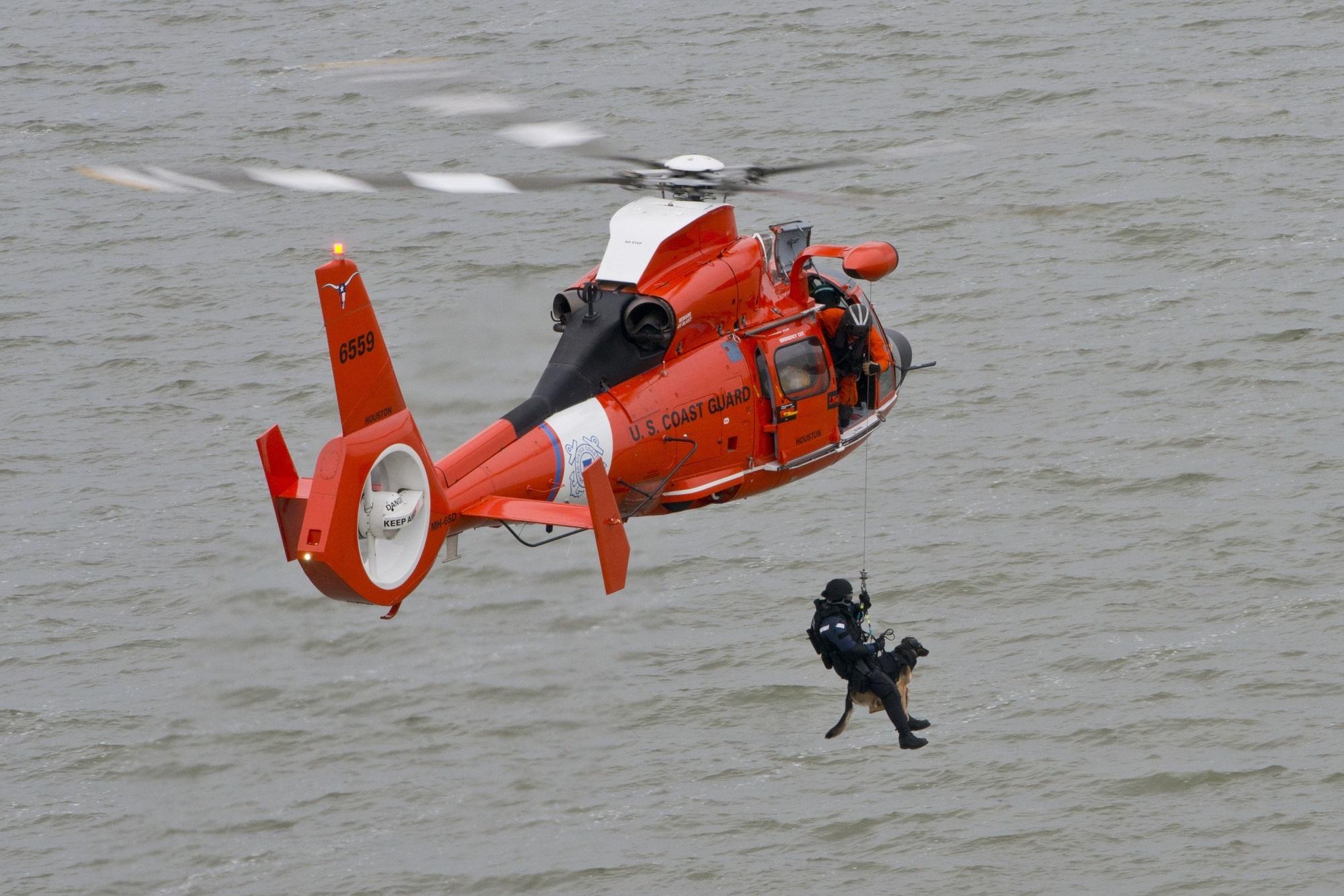 coast guard mission