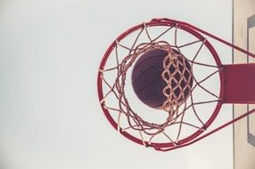 basket ball game equipment