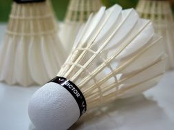 badminton ball sport