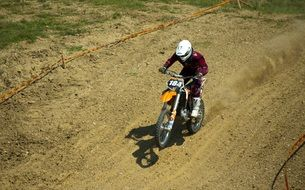 motocross extreme speed
