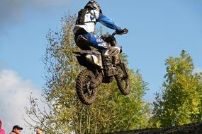 motocross mud cross
