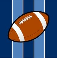 tennessee titans flag drawing