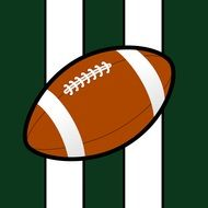 new york jets flag drawing