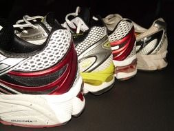 sneakers sport running shoes