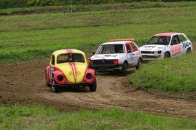 rally autocross racing