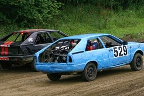 529 rally autocross car