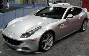 ferrari ff -sports car