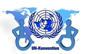 UN-Konvention for wheelchair users