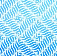 abstract blue wave texture pattern background N2