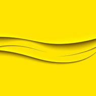 Abstract yellow wavy background N2