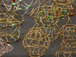 wire mandala play