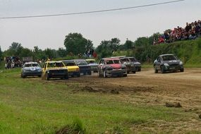 rally autocross cars